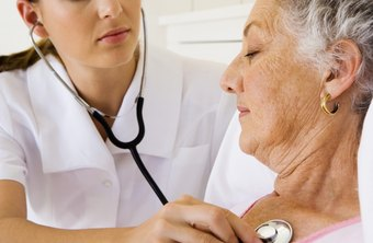A nurse practitioner takes on many of the common duties of a physician.