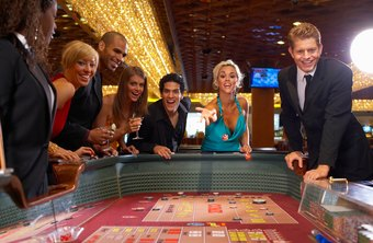 A casino general manager monitors all aspects of the casino to ensure that its customers are happy.