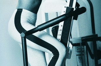 Stair climbing machines and climbing real stairs help you lose fat.