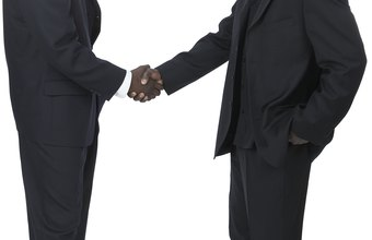 A joint venture is an agreement to work together.