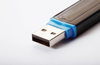 Flash drives work in just about every computer without extensive installation.