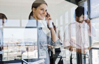 Cellphones give your employees more options for communication.