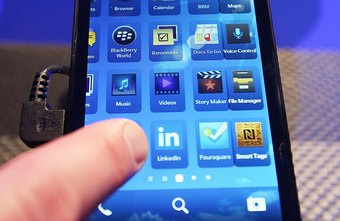The BlackBerry 10 OS was launched in early 2013.