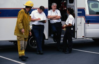 Most calls firefighters go on are medical calls, making EMT certification essential.