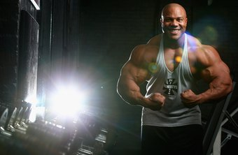 Bodybuilder Phil Heath uses flyes as part of his chest workout.