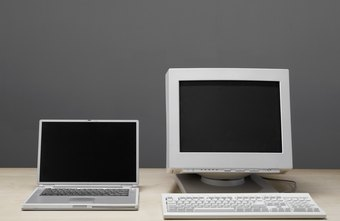 Adding a second monitor increases a laptop's visual work space at least twofold.