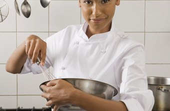 Junior sous chefs work directly under the executive chef and sous chef.