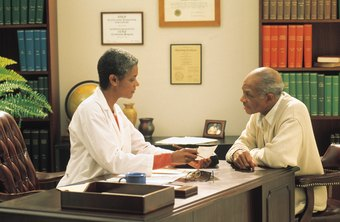 Geriatric physicians treat the illnesses and maintain the health of the elderly.