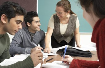 Associate professors often teach courses and hold office hours for students.