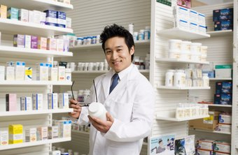 Filling prescriptions is a primary duty for pharmacists.
