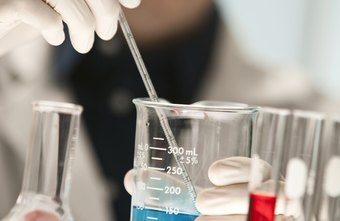 A researcher develops innovative products.