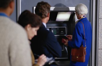 Banks use queuing models to maximize efficiency and customer service.