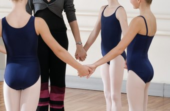Dance teachers combine their passion with employment.