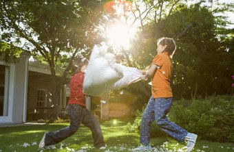 Give parents peace of mind by spraying their lawns with organic substances only.