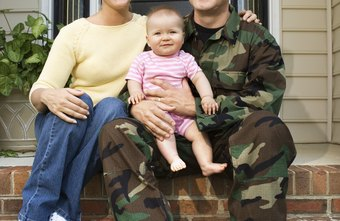 During deployment, soldiers might be eligible to receive a Family Separation Allowance to help families cover expenses.