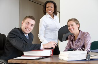Paralegals often work on complex cases under the supervision of a licensed attorney.