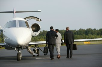 Use of the corporate jet is a favorite perk of executives.