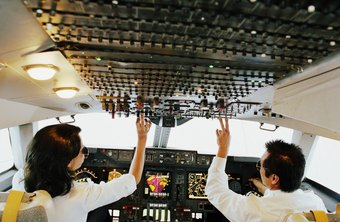 Commercial airline pilots need many years of experience to advance to international flying.