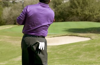 Many professional golfers work with sport psychologists to improve their game.