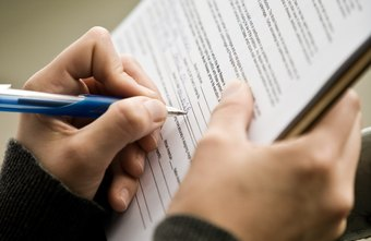 A contract states the terms of an agreement.