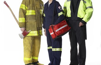 The Texas civil service includes firefighters, emergency medical service workers and police officers.