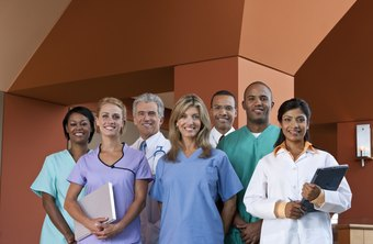 Staffing a clinical facility requires a range of skills.