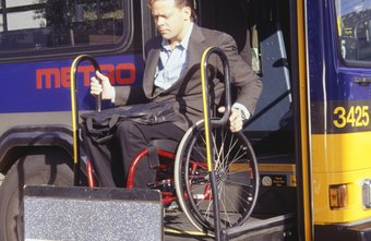Learn how to operate lifts to drive for the disabled.