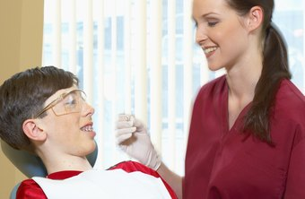 Being able to put people at ease is an important quality for a dental hygienist.