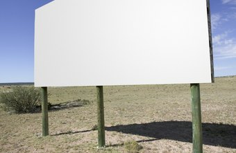Advertise your business on a highway billboard to attract more customers.