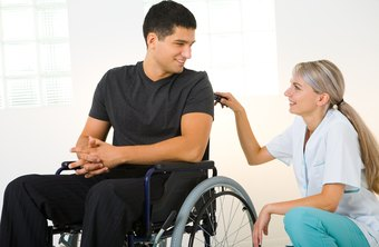 People with disabilities find assistance from various career fields.