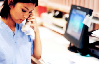 Nursing administration secretaries can improve their pay with professional certifications.