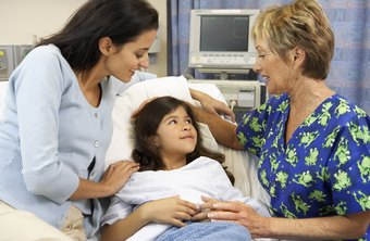 Pediatric nurses care for children in many health care settings.