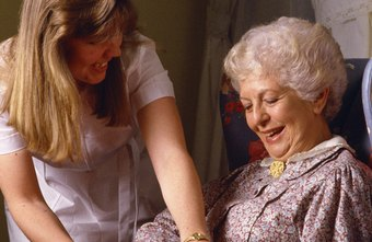 In-home support-services caregivers provide services in clients' homes.