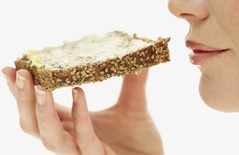 Your morning toast can give you lots of fiber if it's a whole-grain type.