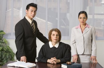 Corporate lawyers usually work as a team.