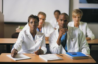 Medical school students can start earning wages with an undergraduate degree.