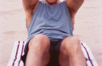 Crunches can be hard on your back, but other ab exercises can be gentle and effective.