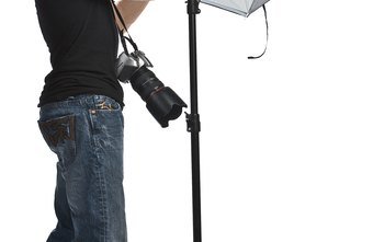 Commercial studio photographers require good lighting skills.
