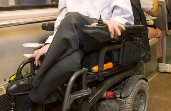 Medical equipment repairers help wheelchair users to get where they're going.