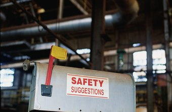 OSHA's regulations for workplace safety may require you to hold safety meetings.