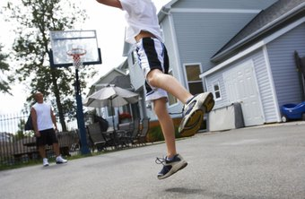 Portable basketball hoops allow you to play nearly anywhere.