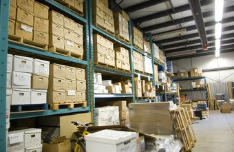Obsolete stock in a warehouse can continue to increase if management does not implement steps to reduce it.