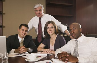 Delegation makes a company efficient and effective.