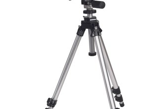 Tripods are mostly used for intermediate- to expert-level photography.