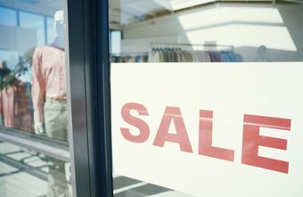 A deep-discount sale can help you move excess clothing inventory.