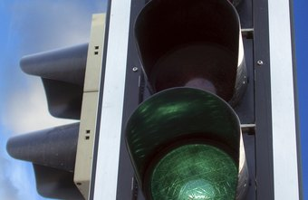 Traffic technicians help to plan the timing of traffic signals.