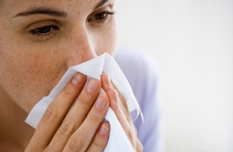 A vigorous immune response is the cause of many cold symptoms, including nasal congestion.