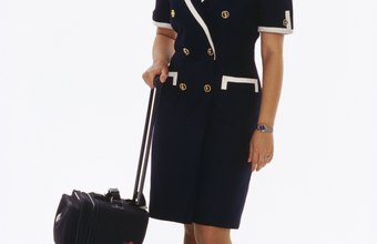 Pack your bags for flight attendant school.