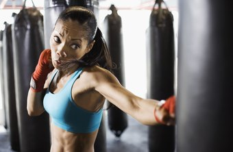 The heavy bag is a sport-specific tool to build punching power.