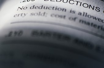 Deductions to reduce tax payments in California depend on the accounting method used.